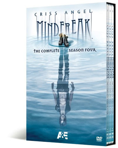 History Store | Criss Angel: Mindfreak (Season 4) | DVD