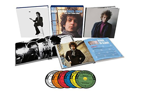 Bob Dylan | The Cutting Edge 1965-1966: The Bootleg Series, Vol.12 (Deluxe Edition) | 6 CD Box Set