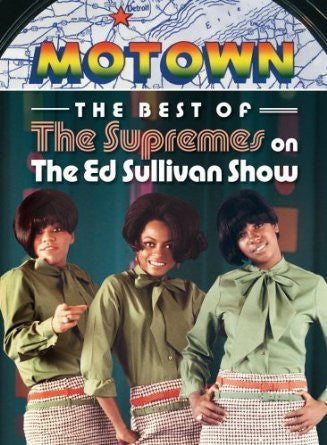 The Supremes | The Best of the Supremes on The Ed Sullivan Show | DVD