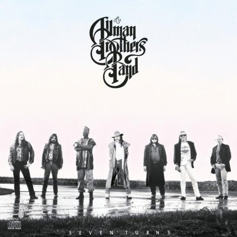 The Allman Brothers Band | Seven Turns | LP 180g Vinyl (Limited Edition)