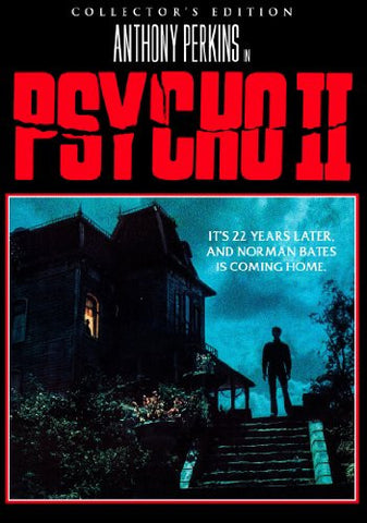 Anthony Perkins | Psycho II: Collector's Edition | DVD