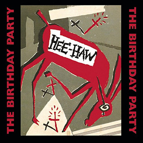 The Birthday Party | Hee-Haw | 200g Vinyl LP (Limited Edition, Black Vinyl)
