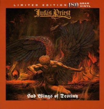 Judas Priest | Sad Wings of Destiny | 180g Vinyl LP