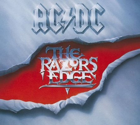 AC/DC | The Razors Edge | Vinyl LP [Import]