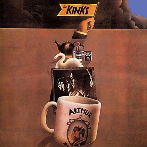 The Kinks | Arthur (Or the Decline and Fall of the British Empire) | 180g Vinyl LP [Import]