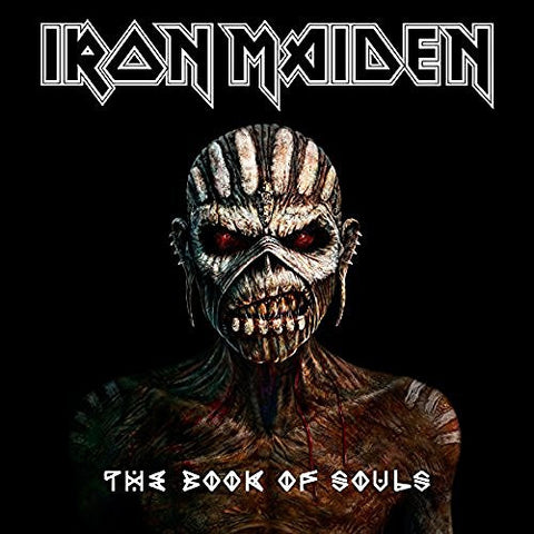 Iron Maiden | Book of Souls | 180g Vinyl 3LP