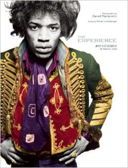 Jimi Hendrix | The Experience: Jimi Hendrix at Mason's Yard | Book
