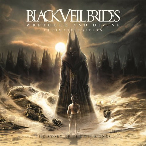 Black Veil Brides | Wretched & Divine: Ultimate Edition | CD-DVD Combo