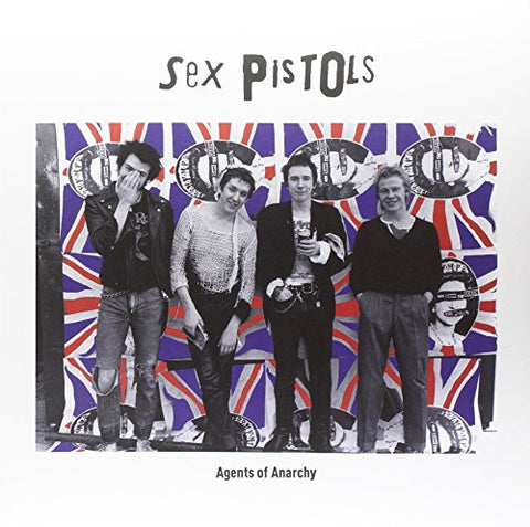 Sex Pistols | Agents of Anarchy | Vinyl LP