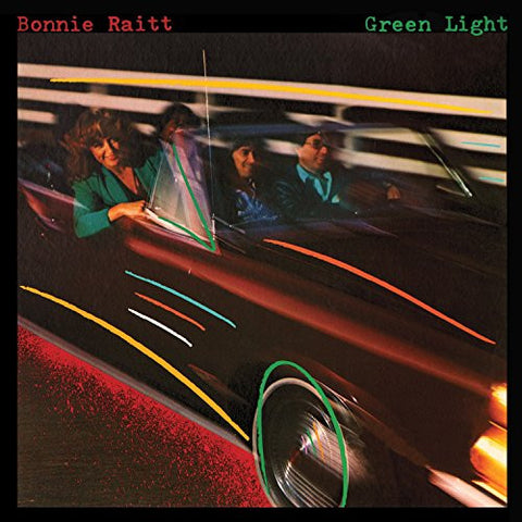 Bonnie Raitt | Green Light | Limited Edition, Original Master Recording CD