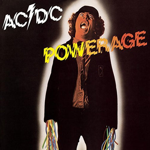 AC/DC | Powerage | 180g Vinyl LP [Holland Import]