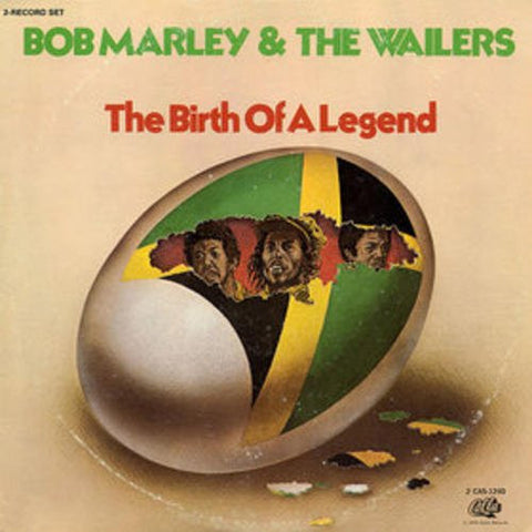 Bob Marley | Birth of a Legend | 2 180g Vinyl LP