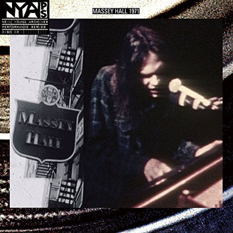 Neil Young | Live at Massey Hall 1971 | 2LP 180g Vinyl