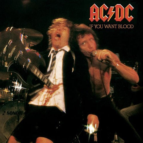 AC/DC | If You Want Blood You've Got It | Vinyl LP [Holland Import]