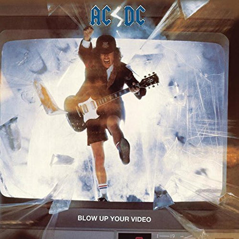 AC/DC | Blow Up Your Video | Vinyl LP
