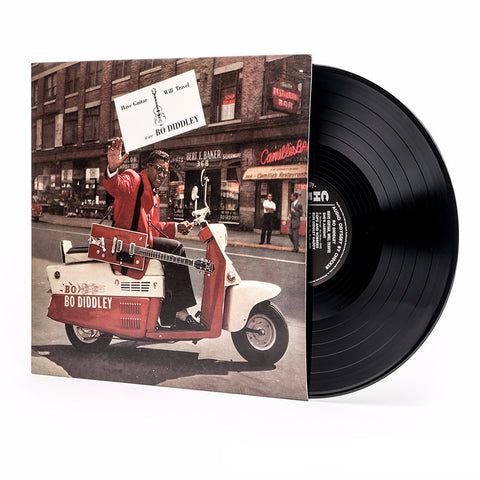 Bo Diddley | Have Guitar Will Travel | 180g Vinyl LP