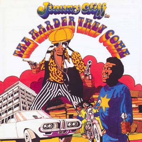 Jimmy Cliff | The Harder They Come | CD