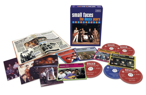 Small Faces | The Decca Years: 1965-1967 | 5 CD Set