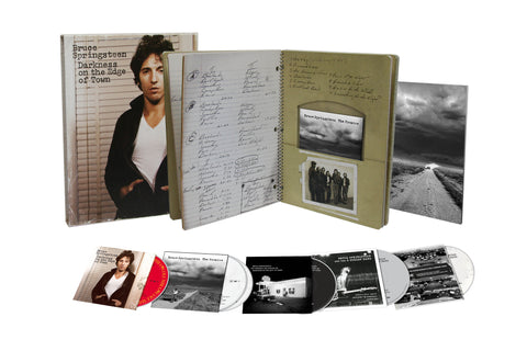 Bruce Springsteen | The Promise | Deluxe Edition - 3 CD/3 Blu-ray