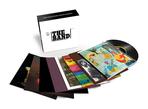 The Band | The Capitol Albums 1968-1977 | Vinyl LP Box Set