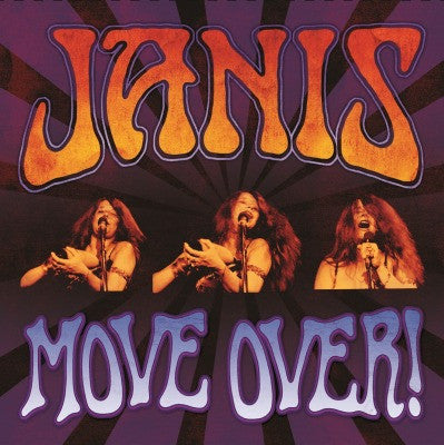 Janis Joplin | Move Over! | Vinyl LP 45RPM Box Set