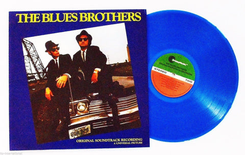 Blues Brothers | The Blues Brothers (Original Soundtrack Recording) | Limited Edition Translucent Blue 180g Vinyl LP