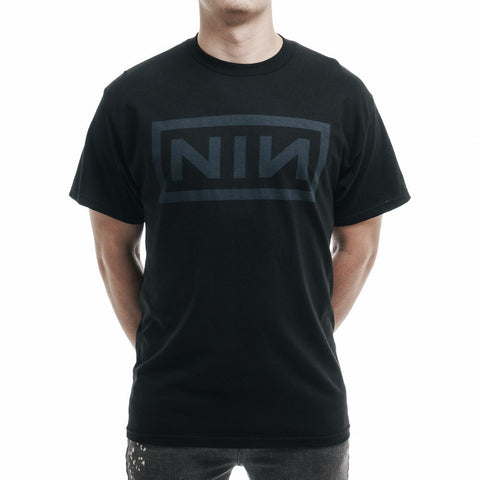 Nine Inch Nails | Nine Inch Nails Logo | T-shirt