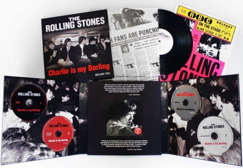The Rolling Stones | Charlie Is My Darling - Ireland 1965 | Super Deluxe Edition Box Set