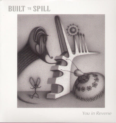 Built to Spill | You in Reverse | 180g Vinyl 2LP