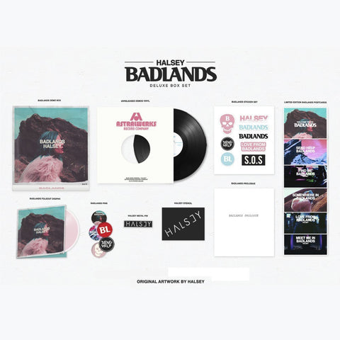 Halsey | Badlands | Deluxe Box Set