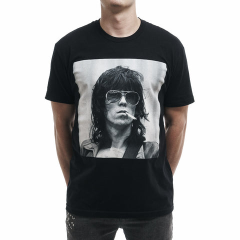 The Rolling Stones | Keith Smoke | T-Shirt