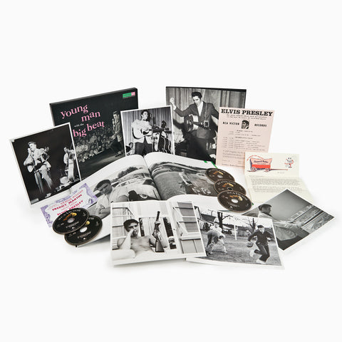 Elvis Presley | Young Man with the Big Beat | CD Set