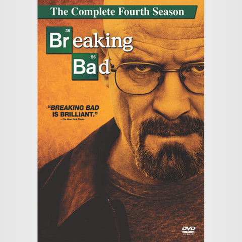 Breaking Bad | The Complete Fourth Season