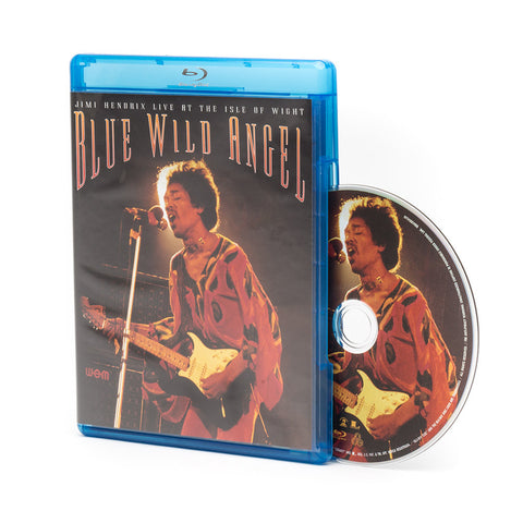 Jimi Hendrix | Blue Wild Angel: Live at the Isle of Wight | Blu-ray