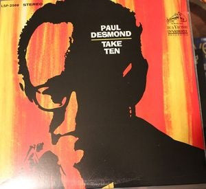 Paul Desmond | Take Ten (Limited Edition) | Vinyl LP