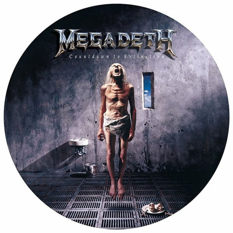 Megadeth | Countdown to Extinction | 180g Vinyl LP (Picture Disc)