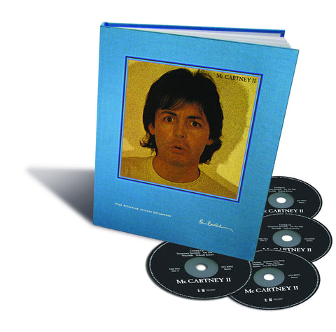 Paul McCartney | McCartney II (Deluxe Edition) | CD Set