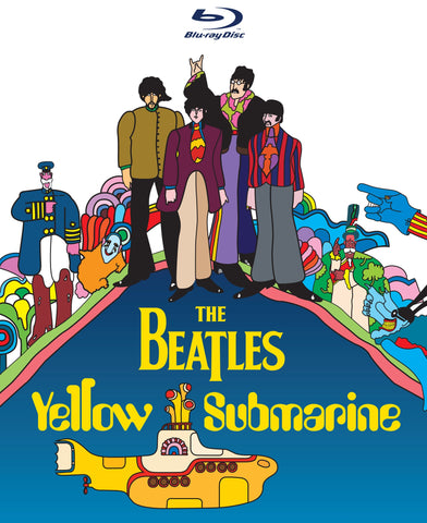 The Beatles | Yellow Submarine | DVD