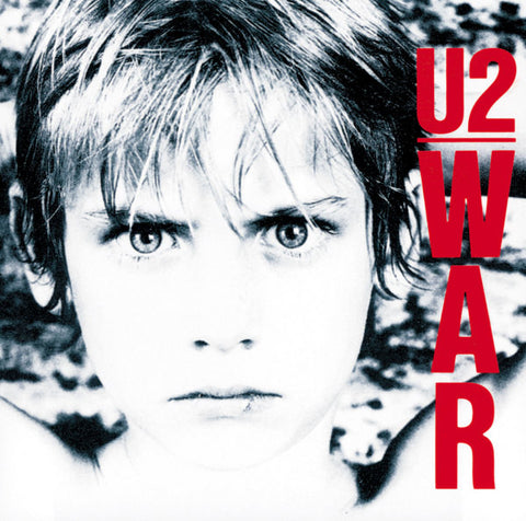 U2 | War | 180g Vinyl LP (Remastered)