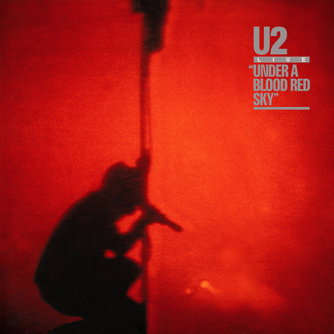 U2 | Under a Blood Red Sky | 180g Vinyl LP (Remastered)