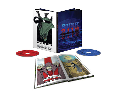 Rush | 2112 | Super Deluxe Edition CD Set