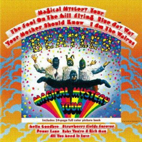 The Beatles | Magical Mystery Tour [Import] | 180 Gram Vinyl Remastered