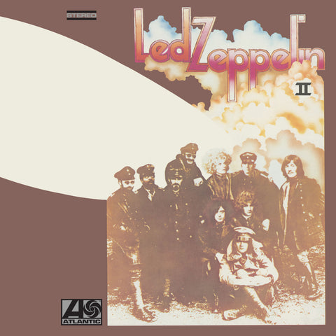 Led Zeppelin | Led Zeppelin II | Remastered 180g Vinyl LP