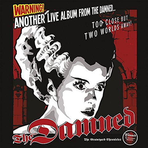 The Damned | Another Live Album from the Damned [Import] | 2 180g Vinyl LP
