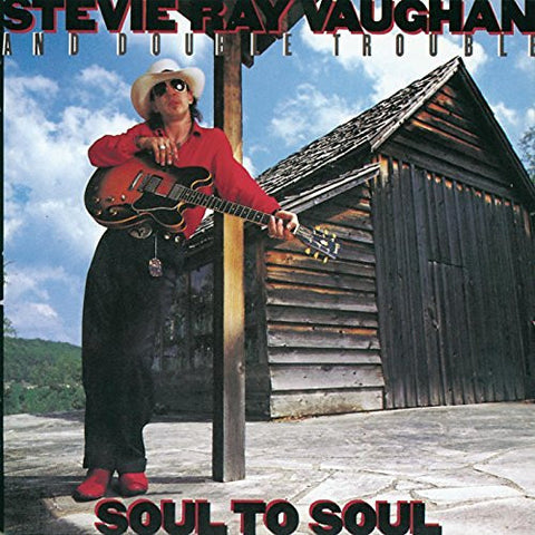 Stevie Ray Vaughan | Soul to Soul | Vinyl LP