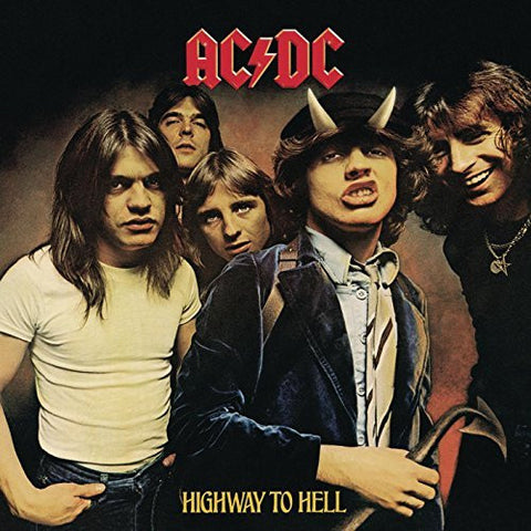 AC/DC | Highway to Hell | Vinyl LP [Holland Import]