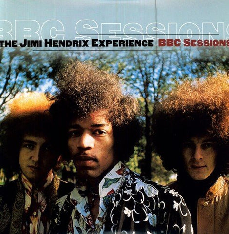 Jimi Hendrix | BBC Sessions | 180g Vinyl 3LP [Holland Import]