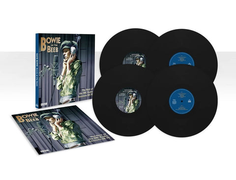 David Bowie | Bowie at the Beeb: Best of the BBC Radio Sessions 68-72 | 4LP Box Set