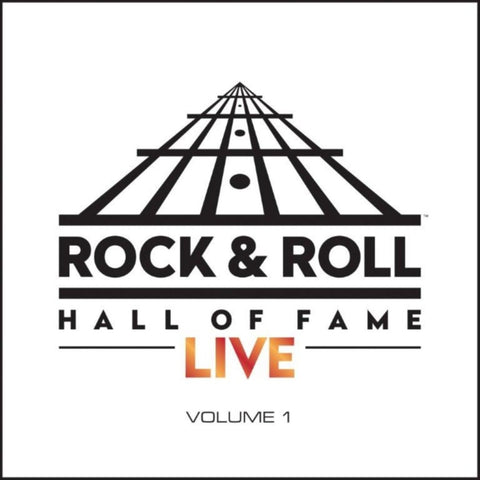 Various Artists | The Rock and Roll Hall of Fame Live: Volume 1 | Vinyl LP 180 Gram