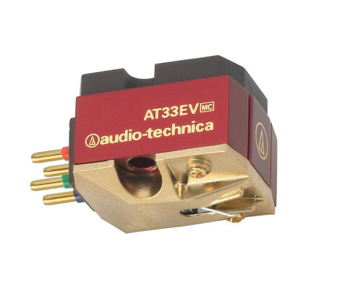 Audio-Technica | AT33EV Dual Moving Coil Cartridge